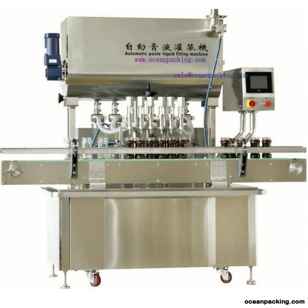 OPFP-A6 Large Capacity Automatic Paste/Liquid Filling Machin