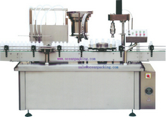OPGY-4 Automatic 4 heads Filling, Capping machine