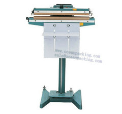 OP-B Pedal Impulse Horizontal Plastic Bag Sealing Machine