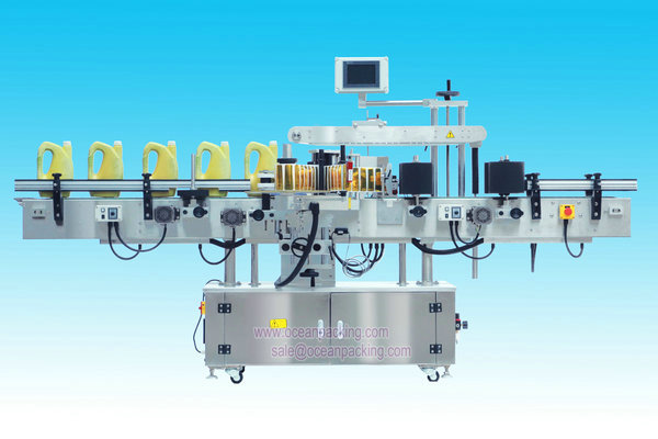 OP-3060 Double sides Automatic Labeling Machine